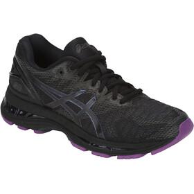 asics Gel-Nimbus 20 Lite-Show Shoes Women Black/Black